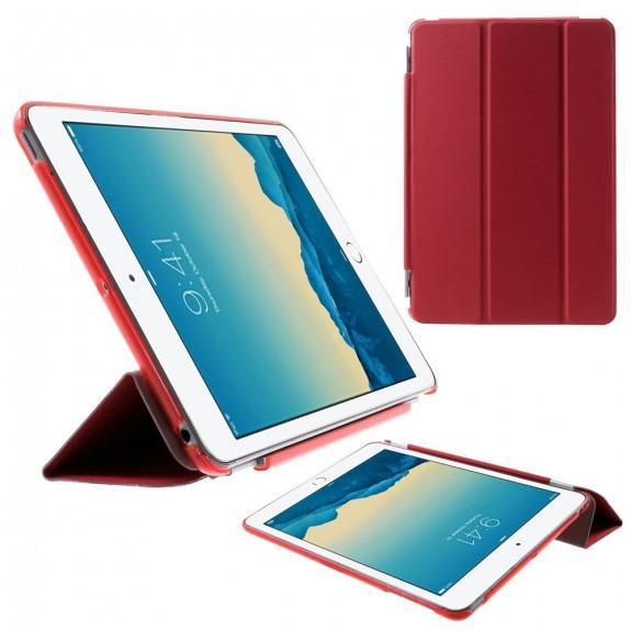 Smart Cover kryt / pouzdro pro Apple iPad mini 1. / 2. / 3. gen. - červené