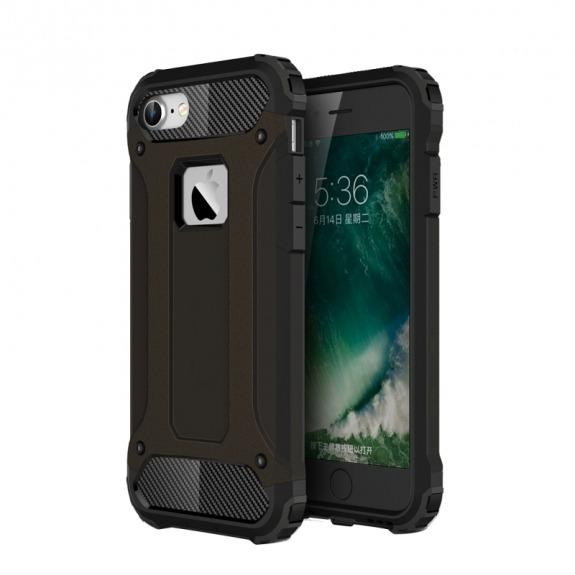 """Super odolný """"Armor"""" kryt na Apple iPhone 8 / 7 - černý"""
