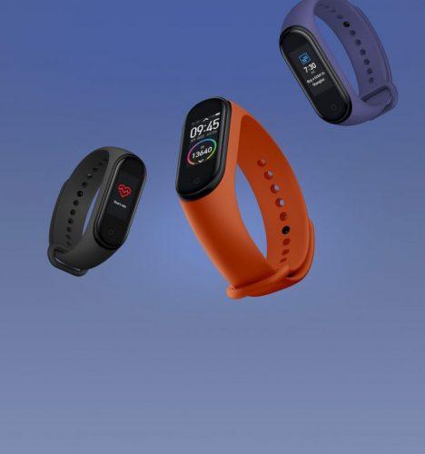 Fitness náramek Xiaomi Mi Band 4 Global