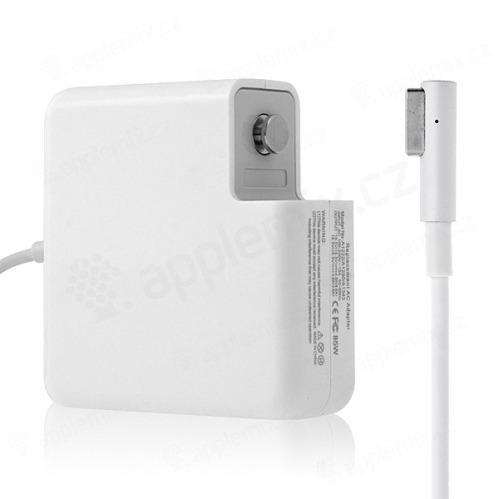 Napájecí adaptér / nabíječka pro Apple MacBook Pro - 85W MagSafe (tvar L) / A1343, A1222 - kvalita A