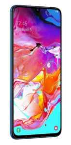 Samsung Galaxy A70 A705F Dual SIM modrá