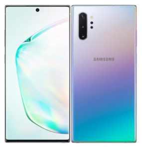 Samsung Galaxy Note10+ N975F 12GB/512GB Dual SIM gradientní stříbrná