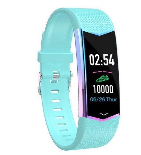 Smartuj Multibarevný fitness náramek LV08- 3 barvy SMW51 Barva: Zelená