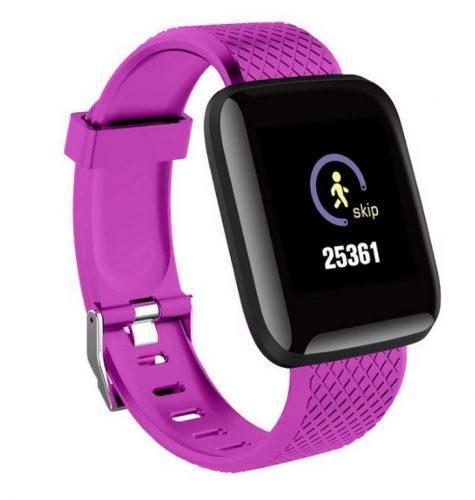 Smartuj Fitness náramek DT 13- 5 barev SMW52 Barva: Fialová