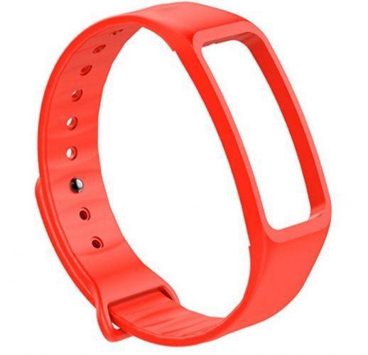 Smartuj Náhradní řemínek pro fitness náramek C18/ C1 SWB21 Barva: Červená