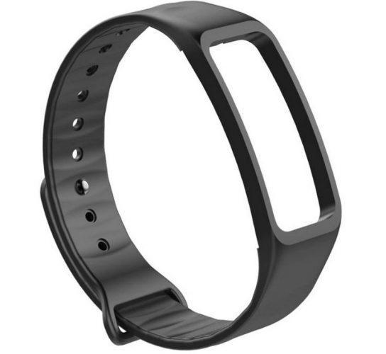 Smartuj Náhradní řemínek pro fitness náramek C18/ C1 SWB21 Barva: Černá