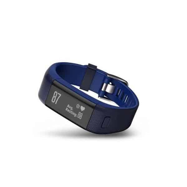 Garmin VivoSmart Optic s GPS, velikost L modrý