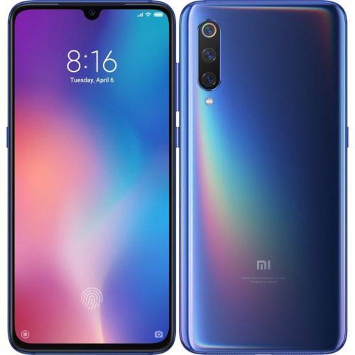 Xiaomi Mi 9 128 GB Dual SIM modrý