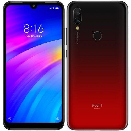Xiaomi Redmi 7 64 GB Dual SIM červený