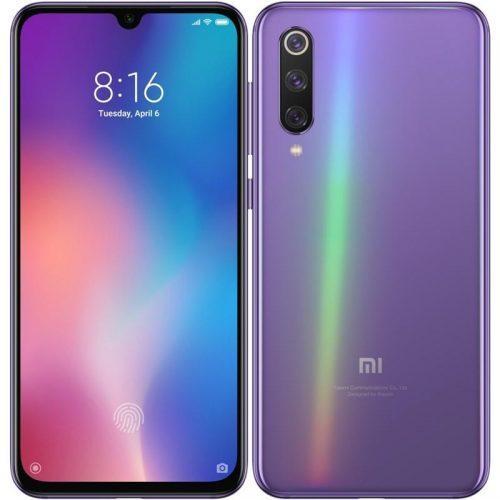 Xiaomi MI 9 SE 128 GB Dual SIM fialový