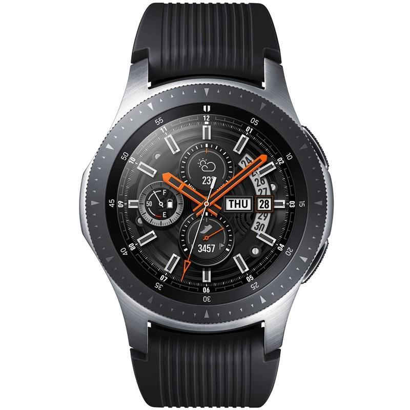 Samsung Galaxy Watch 46mm LTE stříbrné
