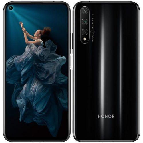 Honor 20 Dual SIM černý