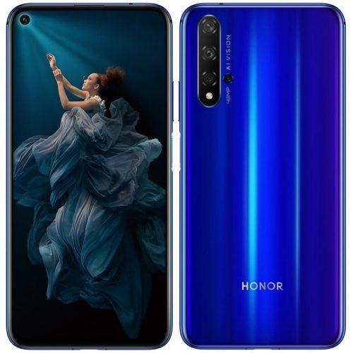 Honor 20 Dual SIM modrý