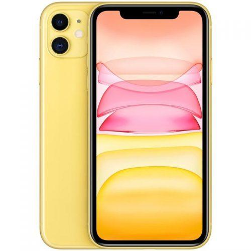 Apple iPhone 11 128 GB - Yellow (MWM42CN/A)