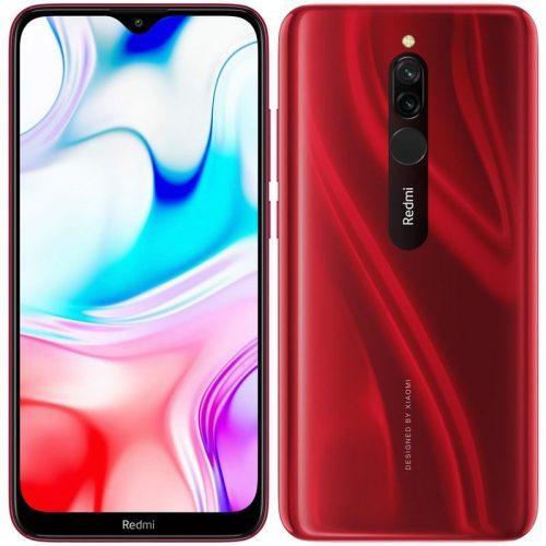 Xiaomi Redmi 8 32 GB Dual SIM červený