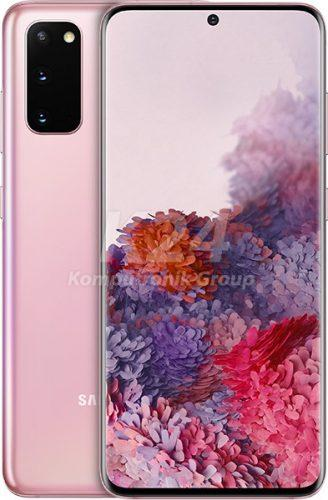 Samsung Galaxy S20 8GB/128GB Dual SIM Pink (G980)
