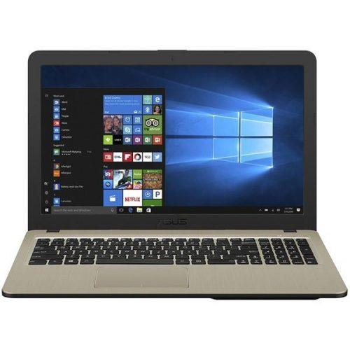 "Asus X540UB-DM195T černý/zlatý i5-8250U, 8GB, 256GB, 15.6"", Full HD, DVD±R/RW, nVidia MX110, 2GB, BT, CAM, W10 Home (X540U"