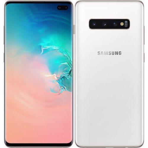 Samsung Galaxy S10+ 1 TB - ceramic bílá