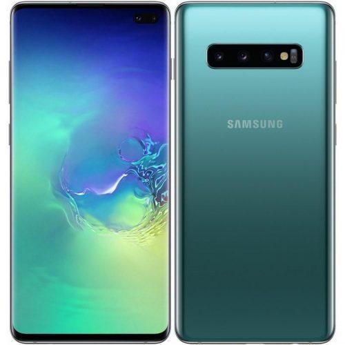 Samsung Galaxy S10+ 128 GB zelený