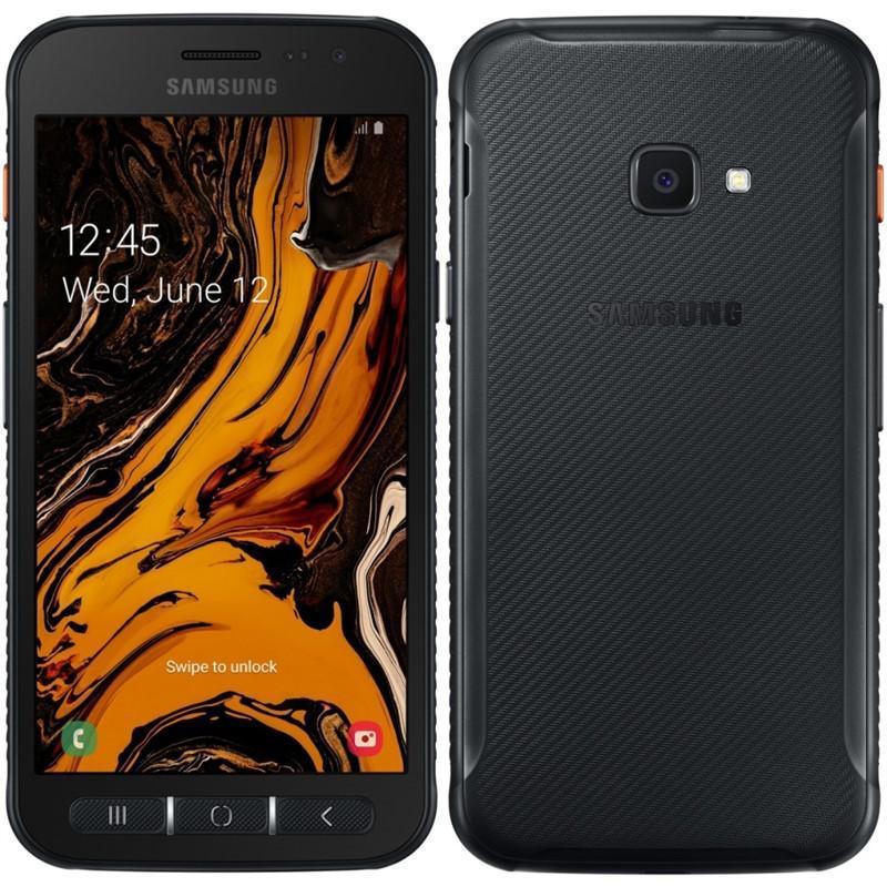 Samsung Galaxy XCover 4s Dual SIM černý
