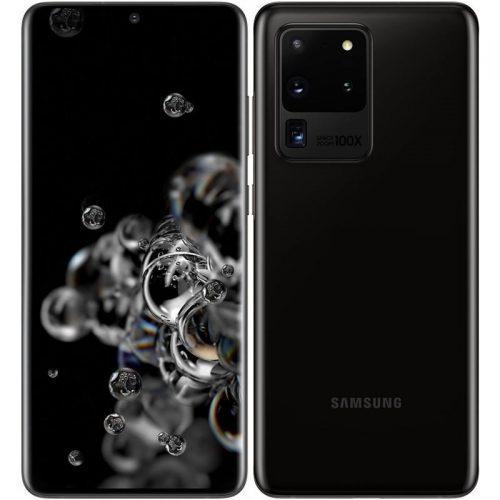 Samsung Galaxy S20 Ultra 5G černý