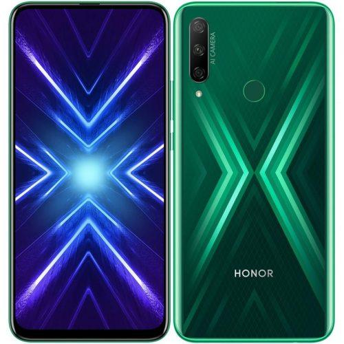 Honor 9X zelený