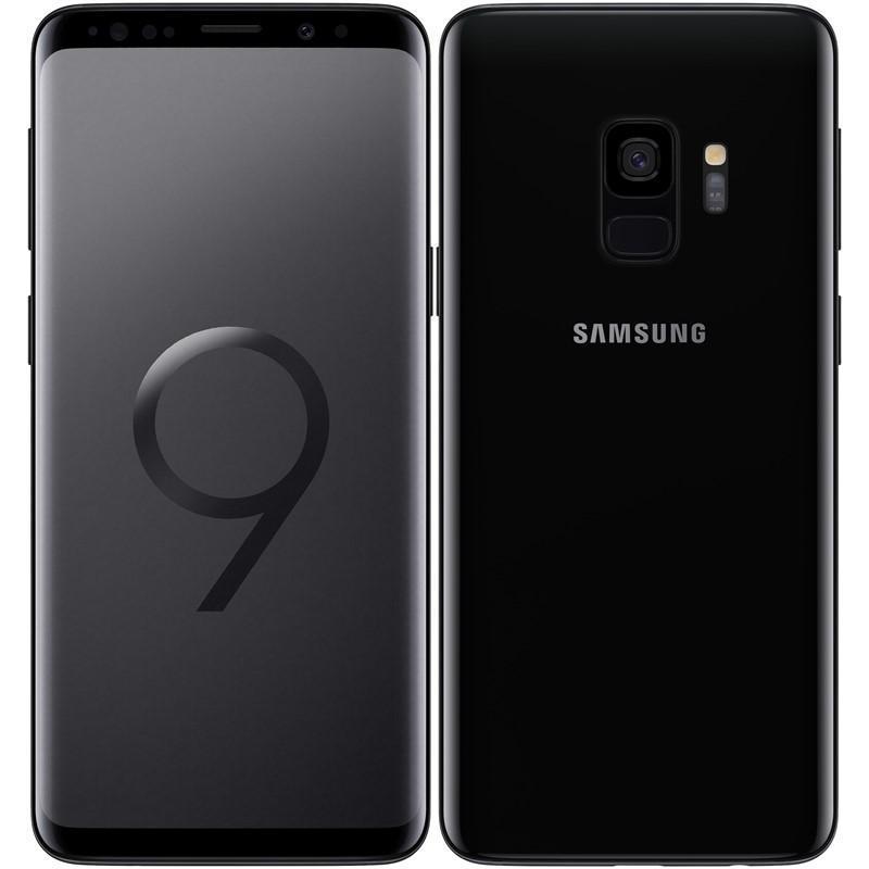 Samsung Galaxy S9 černý