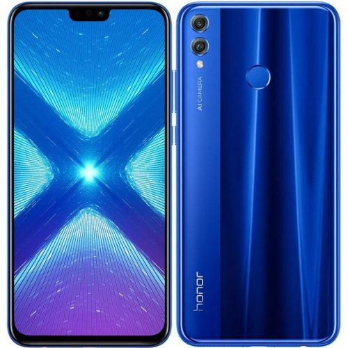 Honor 8X 128 GB Dual SIM modrý