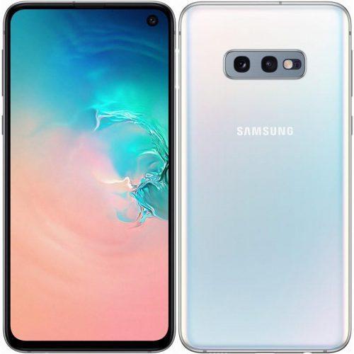Samsung Galaxy S10e bílý
