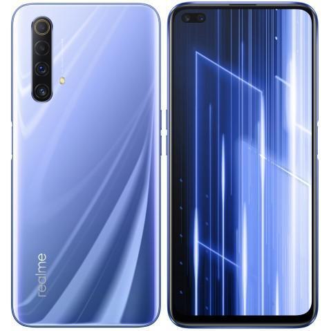 Realme X50 5G modrý