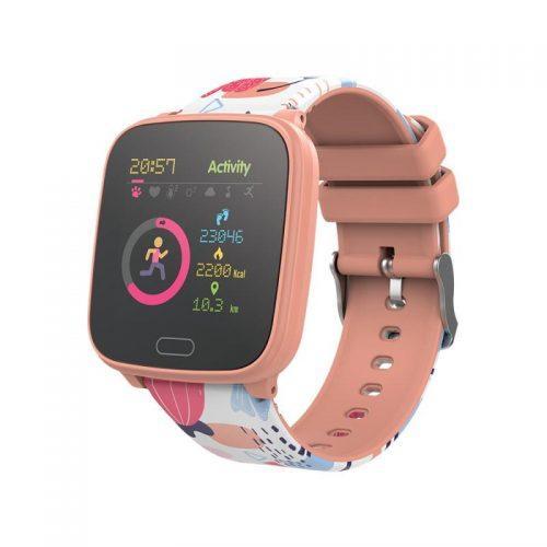 Chytré hodinky Forever IGO JW-100 oranžová