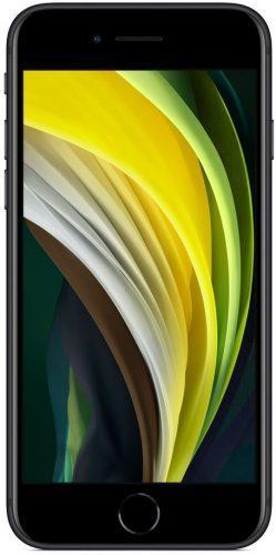 Apple iPhone SE (2020) 3GB/256GB černá