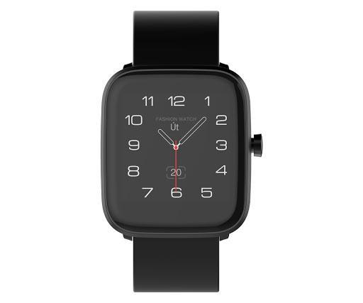 Chytré hodinky iGET FIT F20, černá